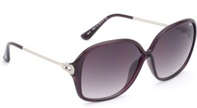 IMAGE IMS502C3SG Rectangular Sunglasses(Grey)