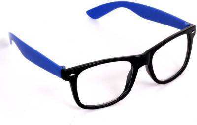 Caricature Rectangular Sunglasses