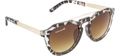Danny Daze Round Sunglasses