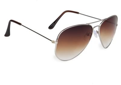 Pede Milan PM-127 Aviator Sunglasses