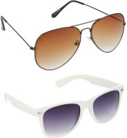 Hrinkar HCMB388_1 Aviator Sunglasses(For Boys)