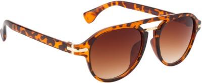 Crazy Eyez Sky High Round Sunglasses