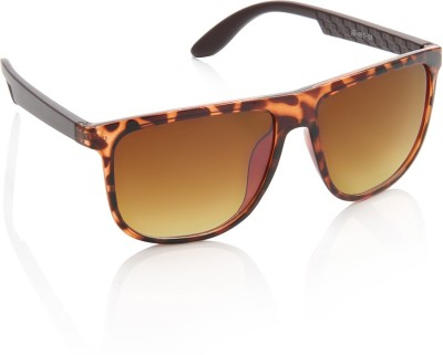 Joe Black JB-485-C8 Wayfarer Sunglasses(Brown)
