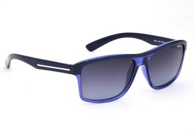 IDEE IDEE S1941 C3P 56 Wayfarer Sunglasses(Grey)