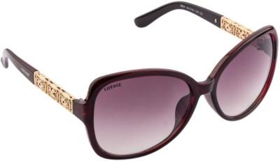 VOYAGE Rectangular Sunglasses