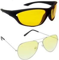 Red Leaf RCMB357_1 Sports Aviator Sunglasses(For Boys)
