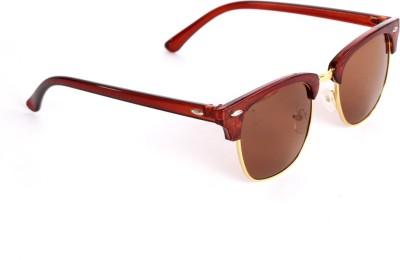 Caricature Oval Sunglasses