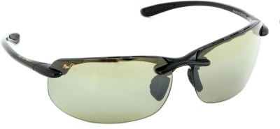 Maui Jim Banyans Rectangular Sunglasses