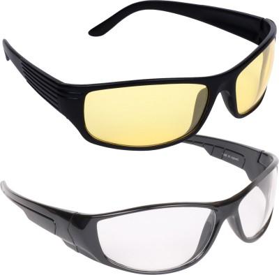 Aligatorr Wrap-around Sunglasses