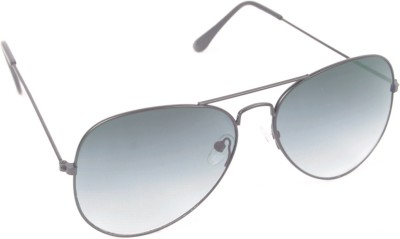6by6 SG206 Aviator Sunglasses(Blue)