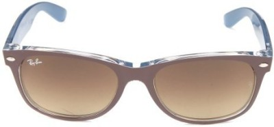 Ray-Ban RB-004 Wayfarer Sunglasses(Brown)