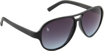 Royal County Of Berkshire Polo Club SNL1417CL-015 Wayfarer Sunglasses