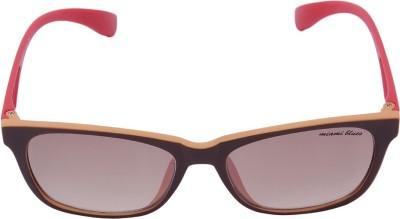 Miami Blues MB8013B Wayfarer Sunglasses(Pink)