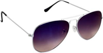 Attack Aviator Sunglasses