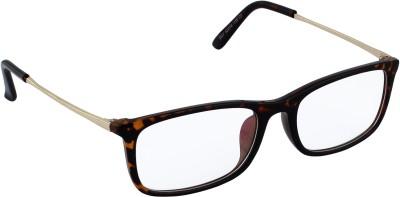 20Dresses Into The Jungle Clear Glasses Rectangular Sunglasses