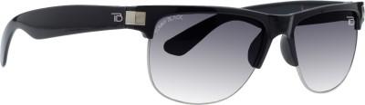 Tommy Black 4909 Wayfarer Sunglasses