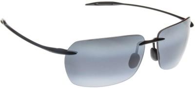 Maui Jim Banzai Rectangular Sunglasses