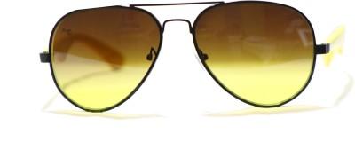 Matchbokx Aviator Sunglasses
