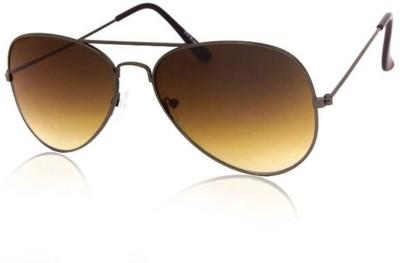 Kt Collection Aviator Sunglasses
