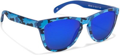 Mask Wayfarer Sunglasses