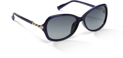 Dressberry Oval Sunglasses