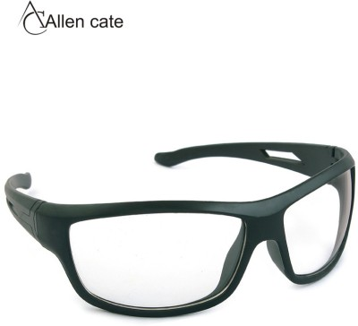 e6d021f33c Allen Cate Night Drive Wrap around Sunglasses Wrap around Wraparound  available at Flipkart for Rs.