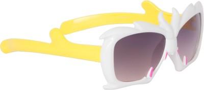Eshtyle KSH004 Over-sized Sunglasses(Black)