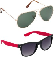 Hrinkar HCMB106_1 Aviator Sunglasses(For Boys)