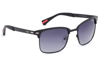 IMAGE IMS515C1SG Rectangular Sunglasses(Grey)