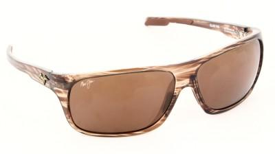 Maui Jim Island Time Rectangular Sunglasses
