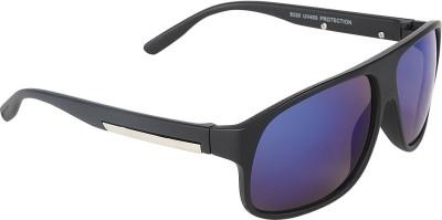 Fashion Hikes Basic Grace Rectangular Sunglasses