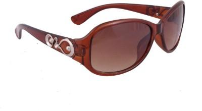 Sushito Fabulous Oval Sunglasses