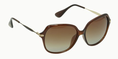 IMAGE IM-538-C3P Over-sized Sunglasses(For Girls)