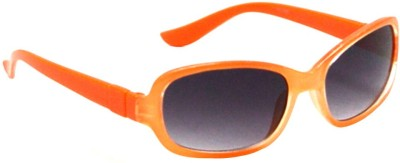 Goggy Poggy BB104 Oval Sunglasses