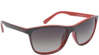 IDEE 1937-c3p Wayfarer Sunglasses(Black)