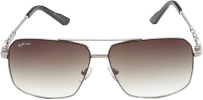 HDClair Classic Rectangular Sunglasses