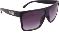 Sushito JSMFHGO0695 Wayfarer Sunglasses(Blue)