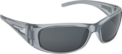 Arnette AN_4139_BLKTRN Rectangular Sunglasses(Black)