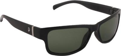 Del Impex Wrap-around Sunglasses