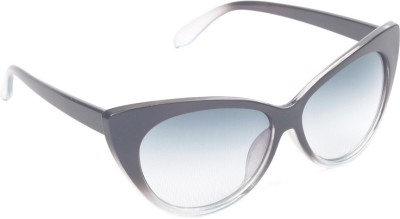 6by6 SG427 Cat-eye Sunglasses(Blue)