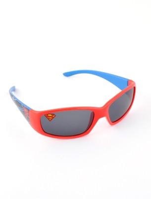 Stol,n Warner Brother-Superman Kids Sunglass Wayfarer Sunglasses