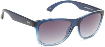 IDEE IDEE S1990 C3 57 Wayfarer Sunglasses(Grey)