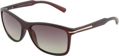Farenheit 1293-C4 Wayfarer Sunglasses(Green)