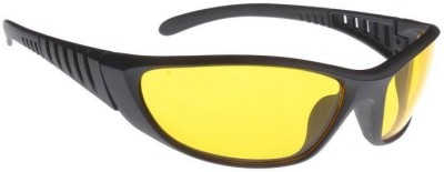 Gansta Gansta GN-SM26-308 Sports Sunglasses(Yellow)