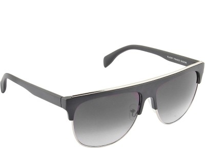 IRAYZ 1218 Wayfarer Sunglasses(Black)