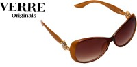 Verre lad Over-sized Sunglasses(For Girls)