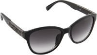 Farenheit 1200-C1 Rectangular Sunglasses(Grey)