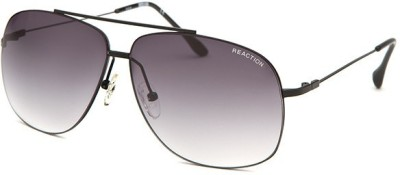 Kenneth Cole KC1236@6101B Aviator Sunglasses(Violet)