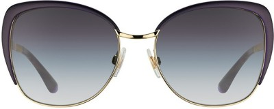 Dolce & Gabanna DG21431253/8G Cat-eye Sunglasses(Grey) at flipkart