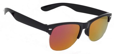Red Leaf RD-BX254_BK Wayfarer Sunglasses(For Boys)